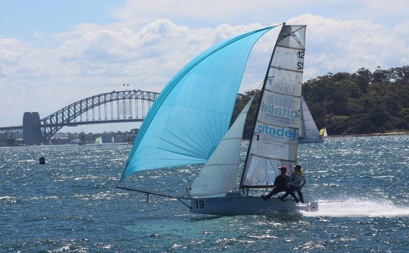 2016-17 NSW 12ft Skiff Association Race Calendar