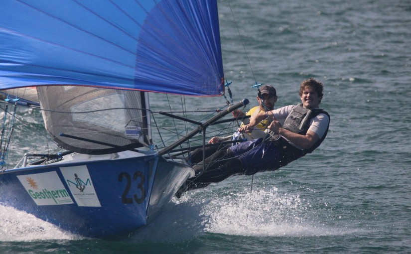 Weekend One – 'Sydney Sailmakers' NSW 12'Skiff Championship
