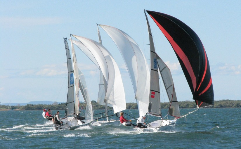 12ft Skiff Australian Titles