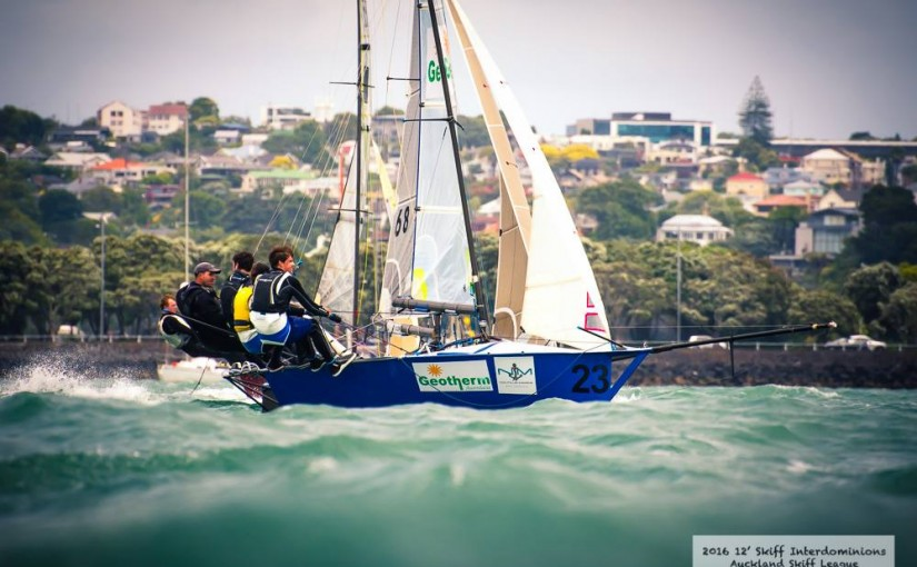 Geotherm's winning streak continues with Port Jackson Championship title