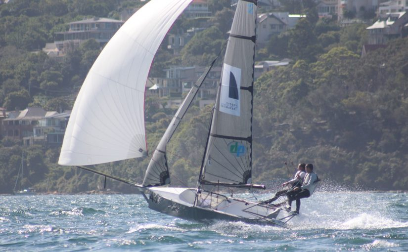 "Graham ""Curly"" Colless Memorial Port Jackson Championship – Results"