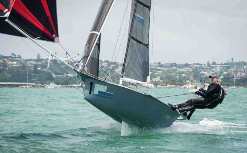Interdominion Championships – 4 Races Down
