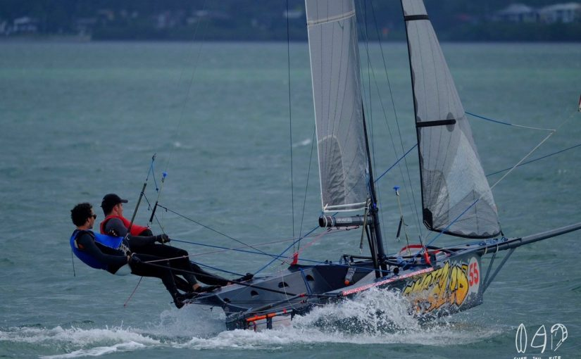 Carbon Chandlery Wins Australian Titles